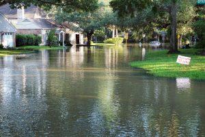 Residential Flooding